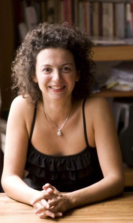 Author photo: Rubén Silva