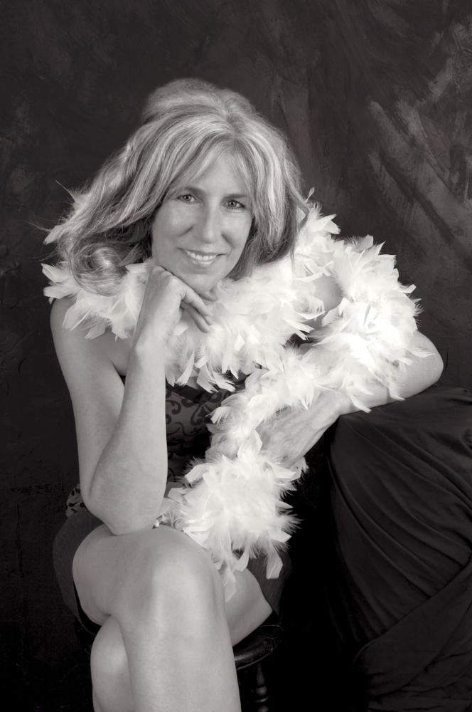 Author photo: Deb Stagg