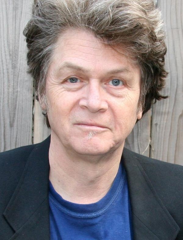 Author photo: Allen Booth