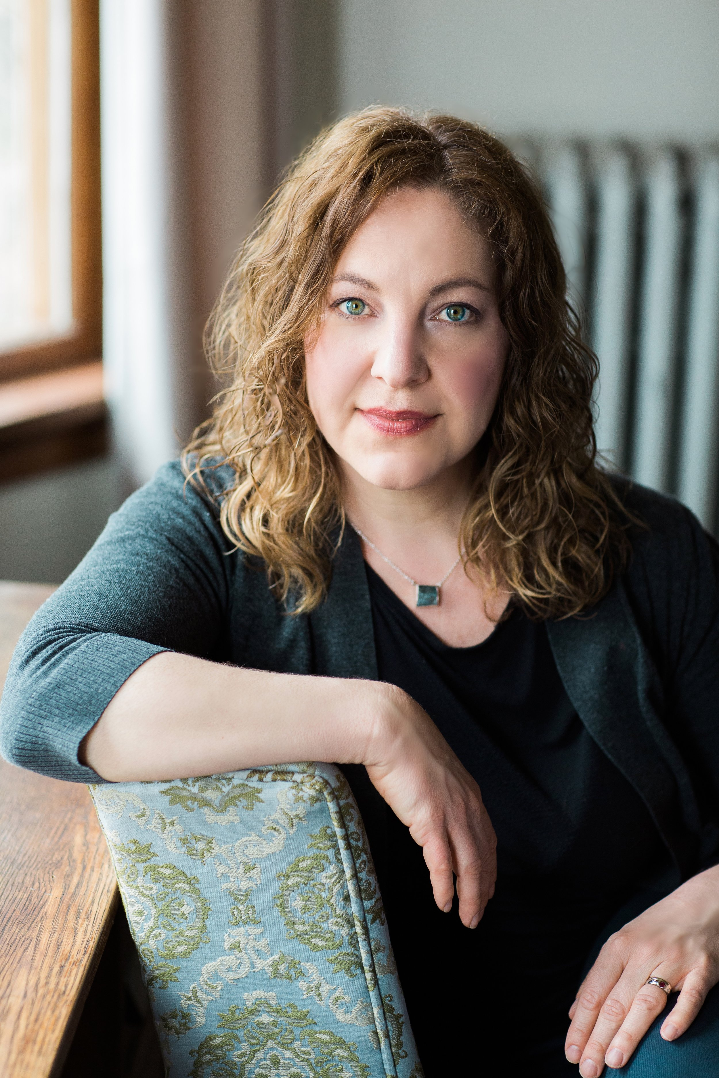 Author photo: Renee Leveille Biebly