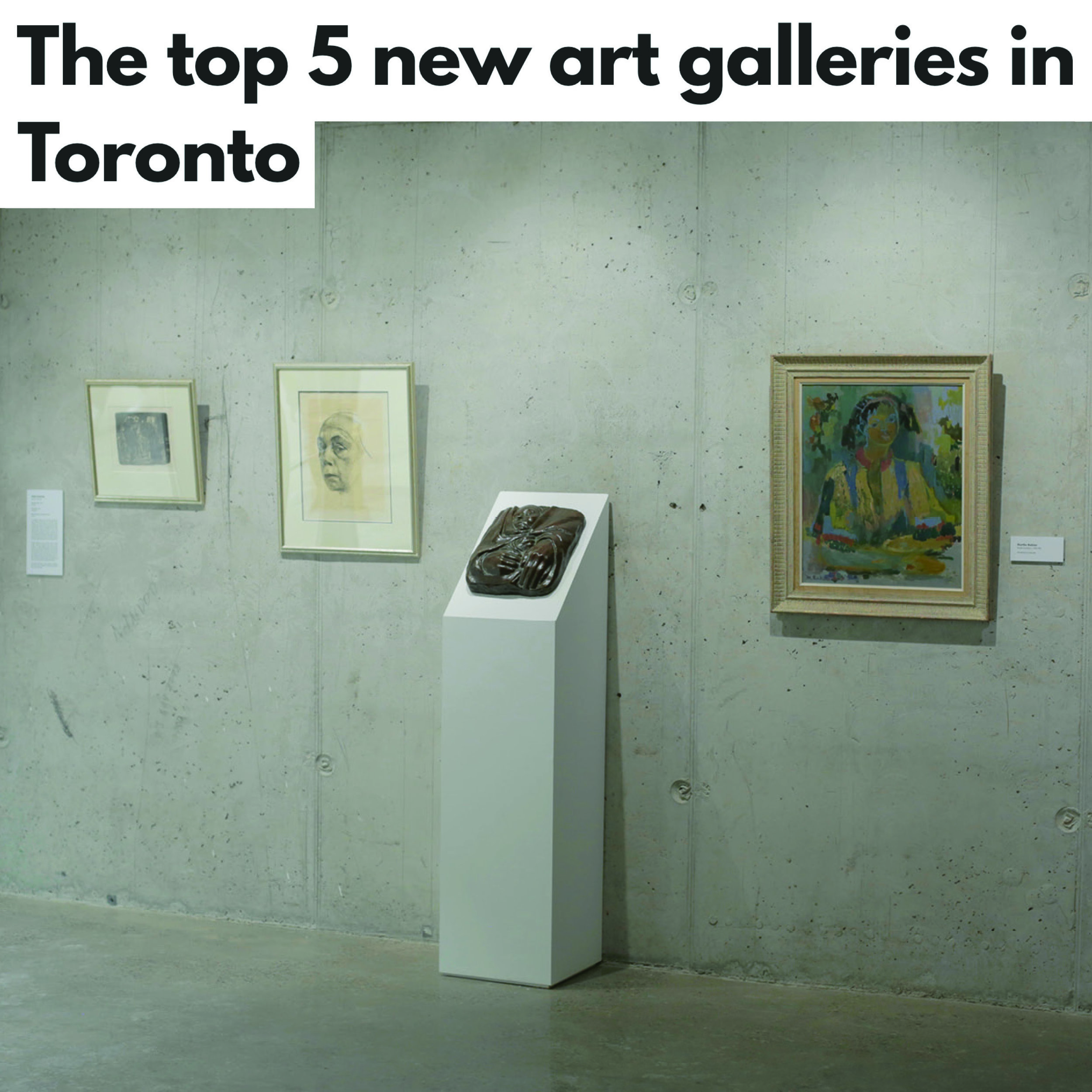 """Blog To - Top 5 New Art Galleries in Toronto, By Tanya Mok""""Created in memory of the Zwigcouple – who were avid sailors and art lovers – this gallery showcases work from the Epic Condos on West Queen West. Its inaugural exhibition showcased a variety from the couple's collection, from Inuit art to 20th century European sculptures.""""Read on…"""