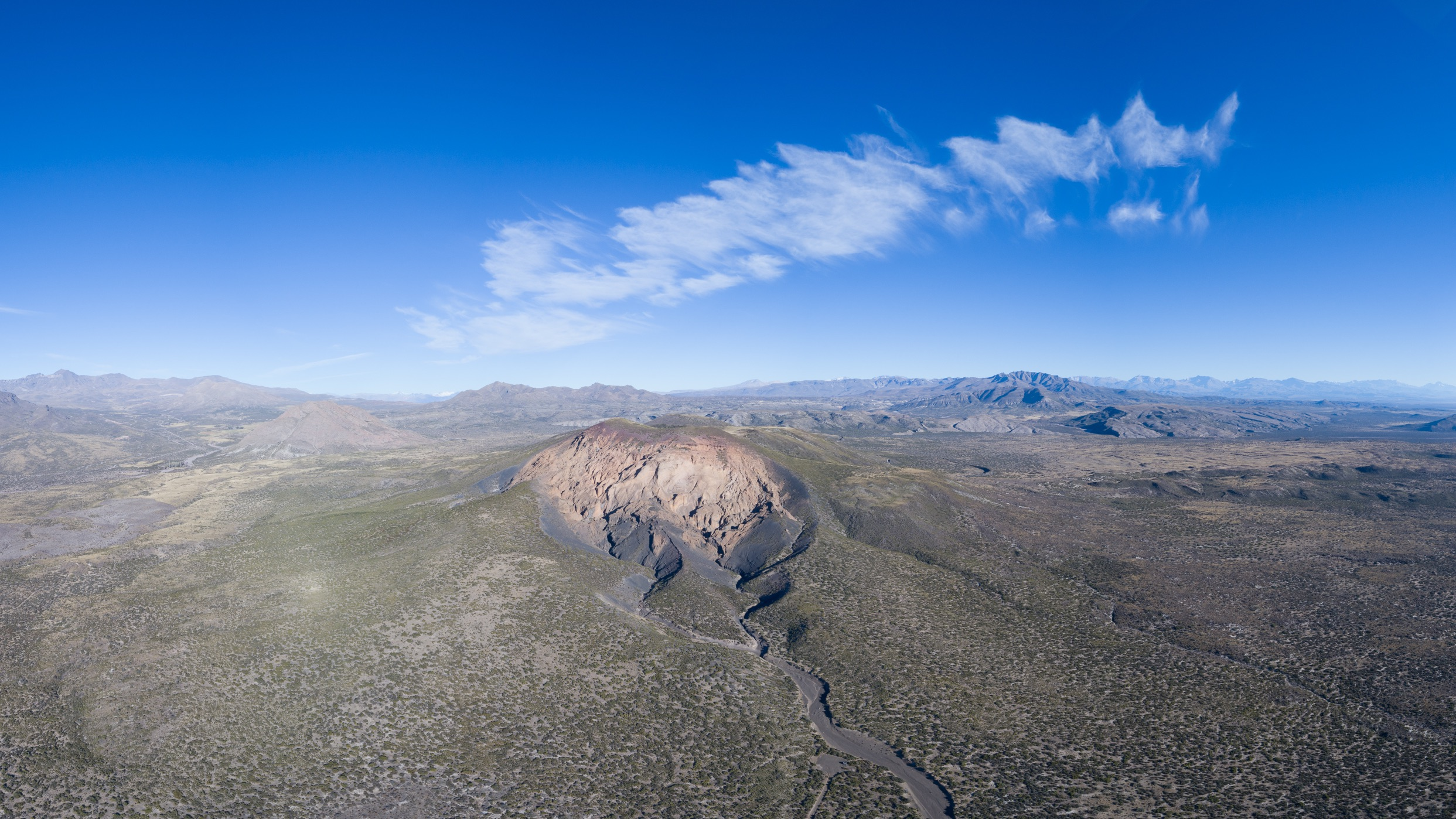 Volcan Uspallata - Photo: Simon Laprida