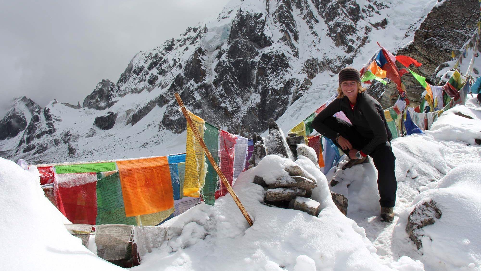 The Snowman trek in Bhutan - Photo: Veronika  Švecová