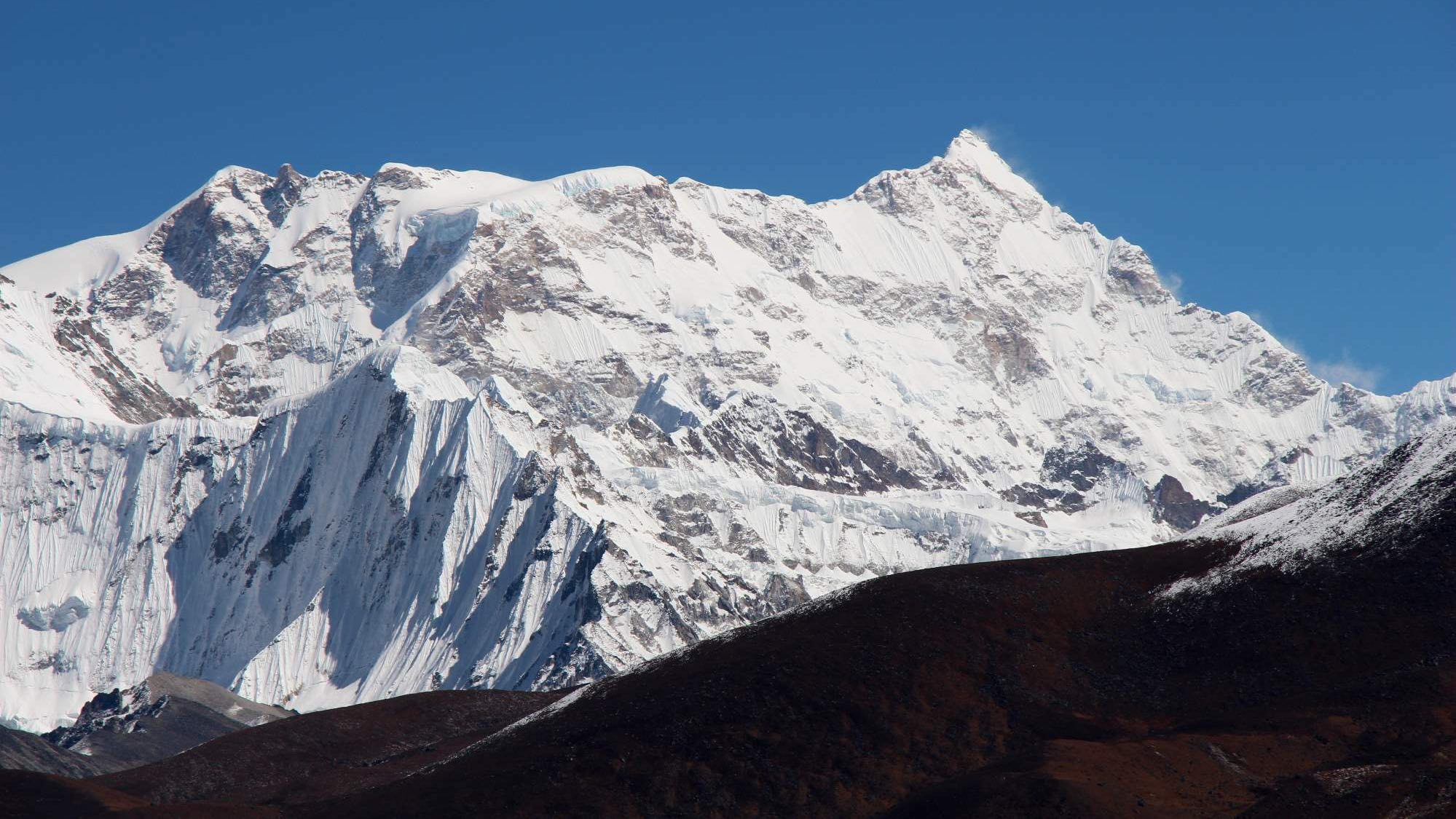 The Snowman trek in Bhutan