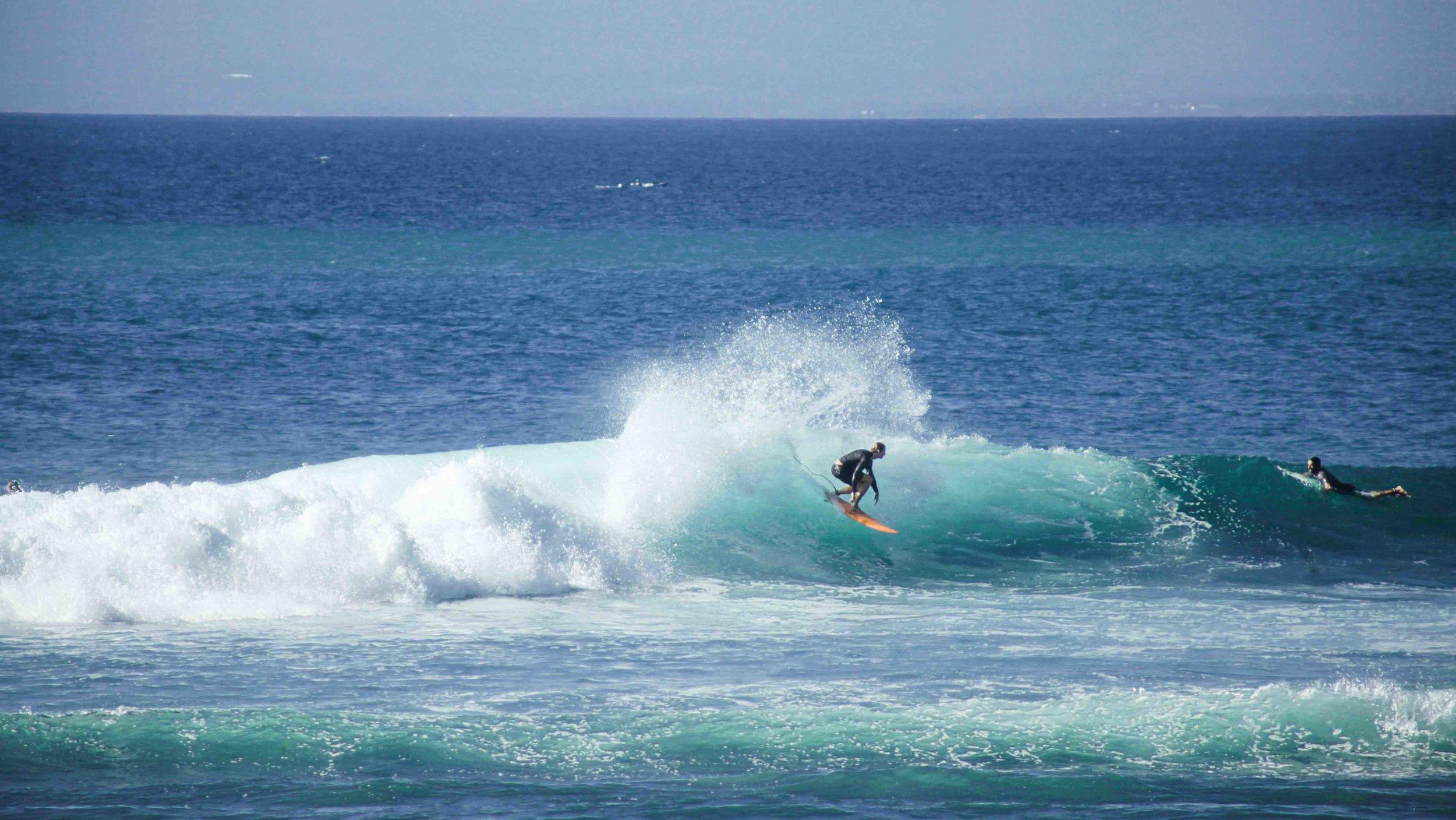 Berawa beach, Bali   Photo:  Alenka Mali