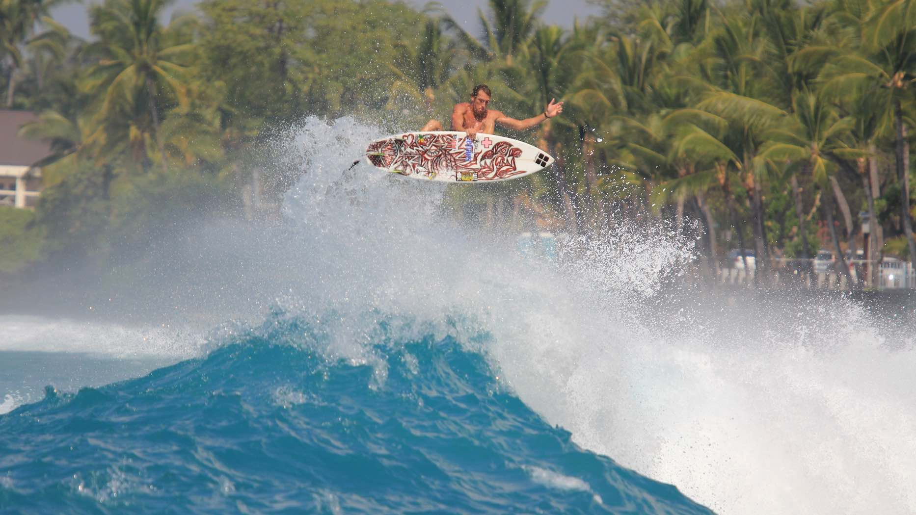 Kona Hawai   Photo:  Hawai Visitors Bureau - Kirk Lee Aeder