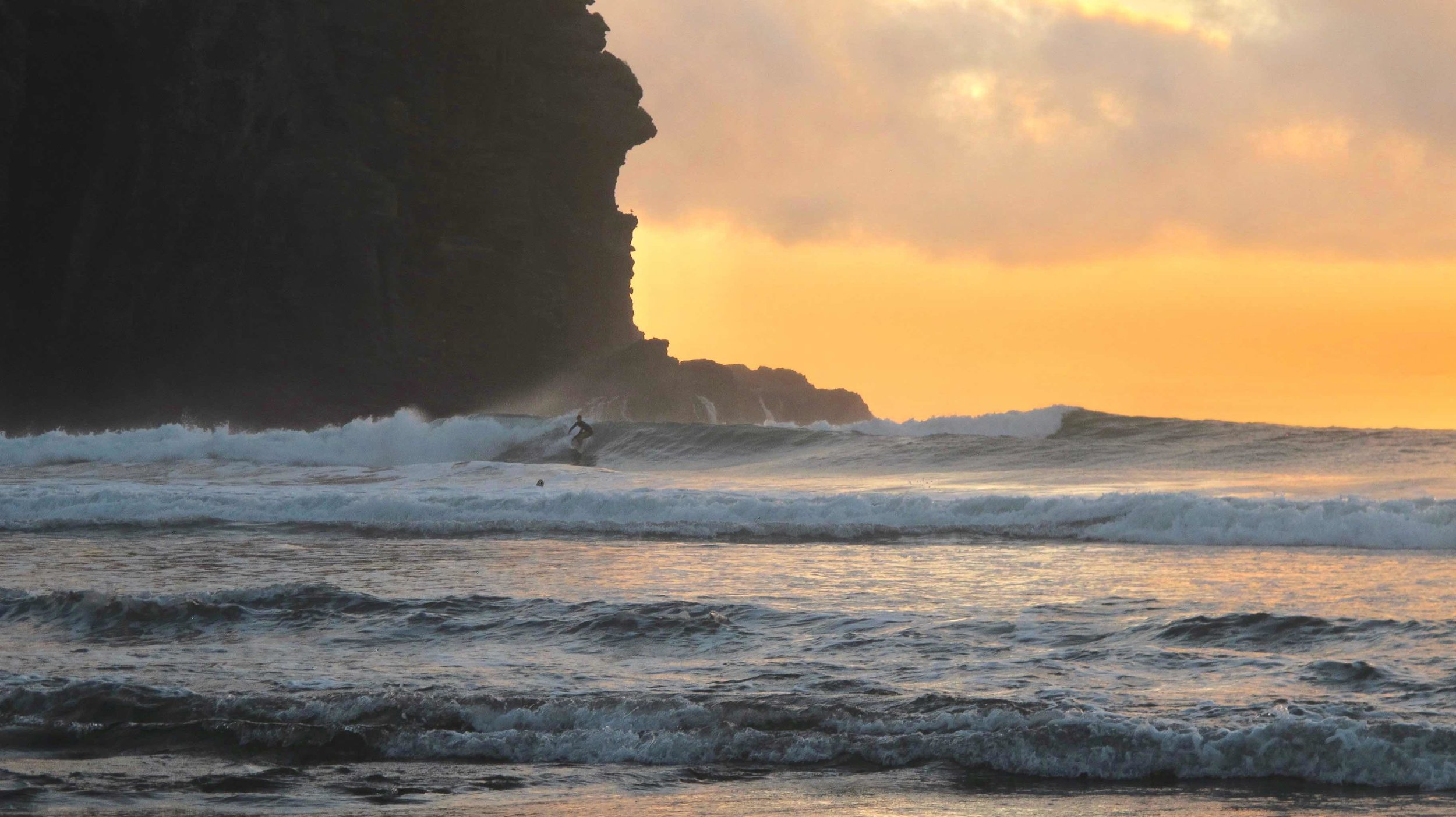 Piha, New Zealand | Photo:  Matias Kambič