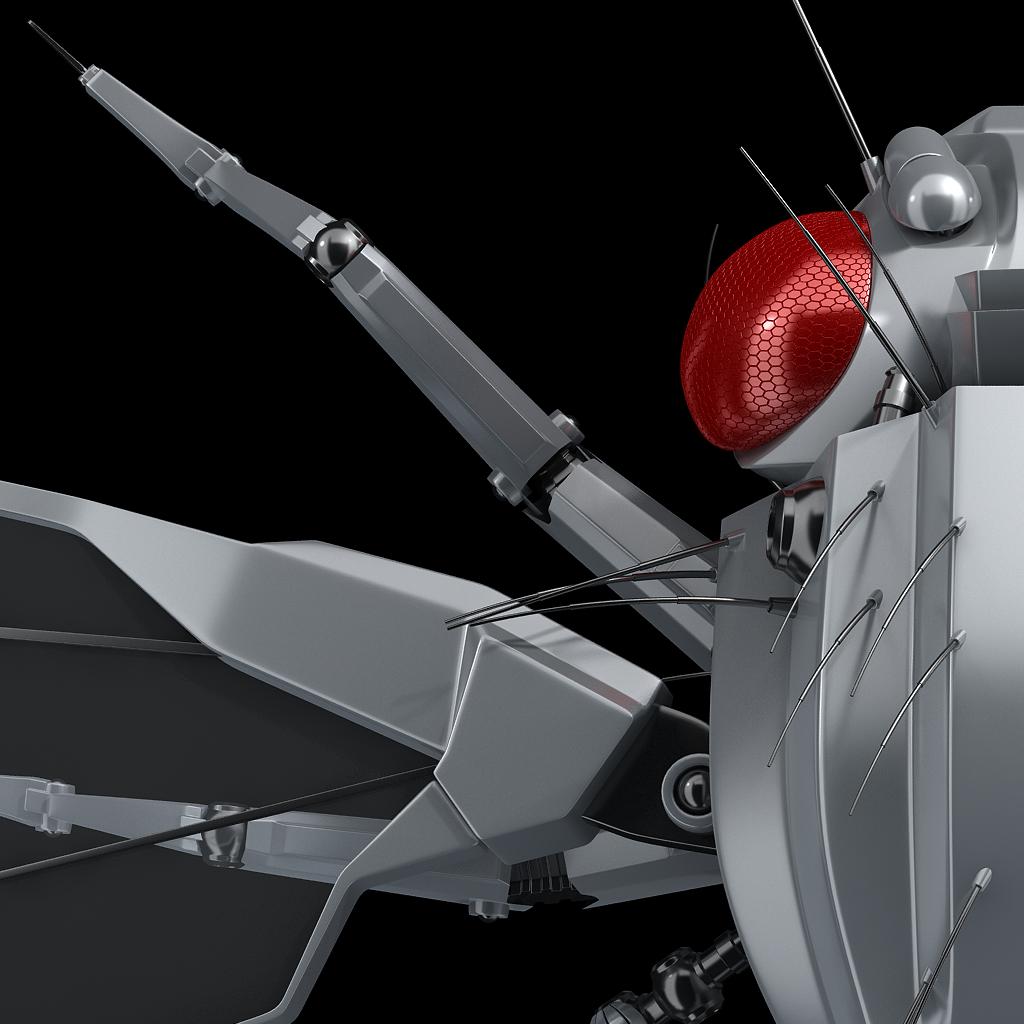 Copy of Mosca Robot