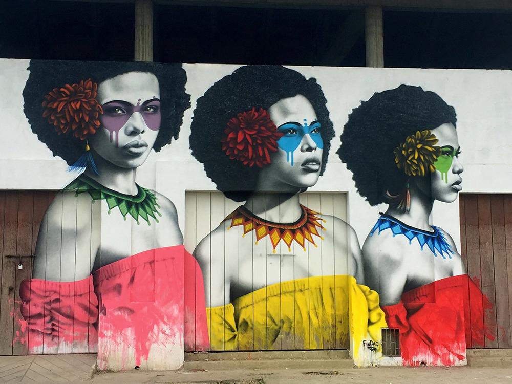 La Cara De Cartagena - Las Tres Guerreras