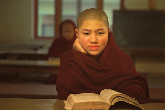 Nuns of Kopan Nunnery
