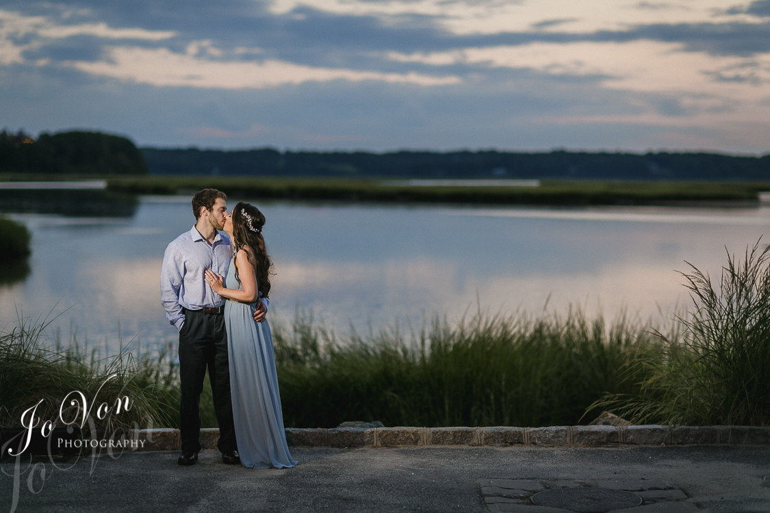 Beach and Town Engagements