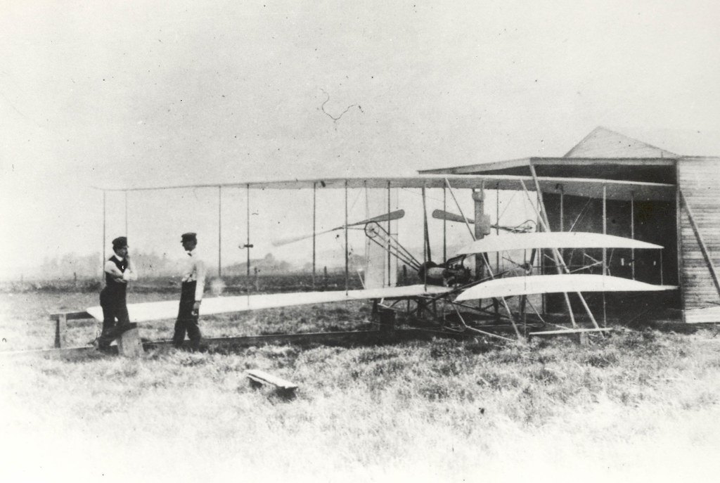 """Orville and Wilber Wright escaped indoctrination and instead invented the airplane. Orville was expelled from elementary school for """"mischief"""" and neither of them finished high school."""