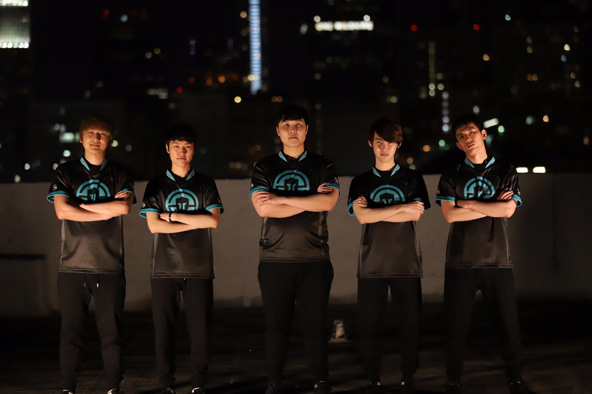 Immortals Dota 2 Team - Image: Immortals