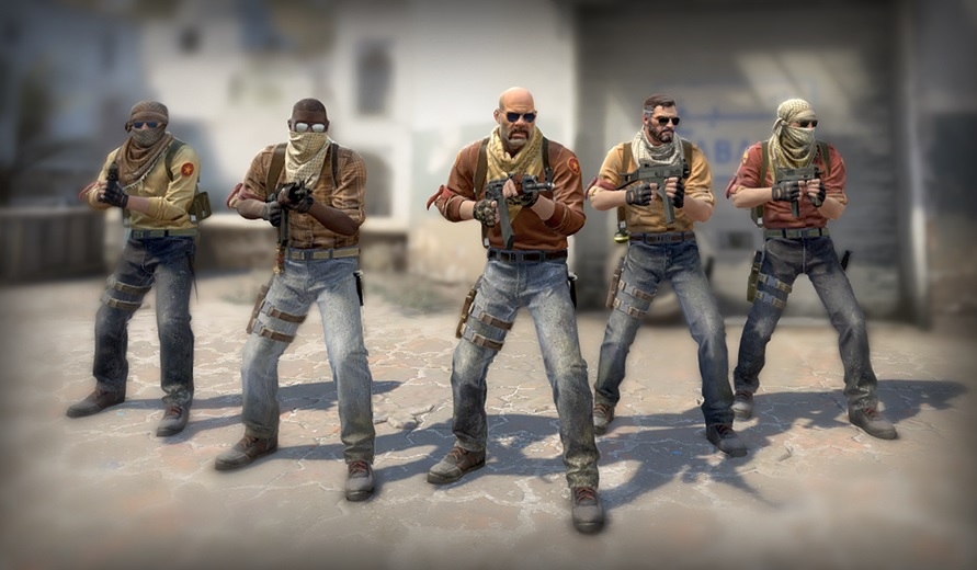 New character models - Image: Valve