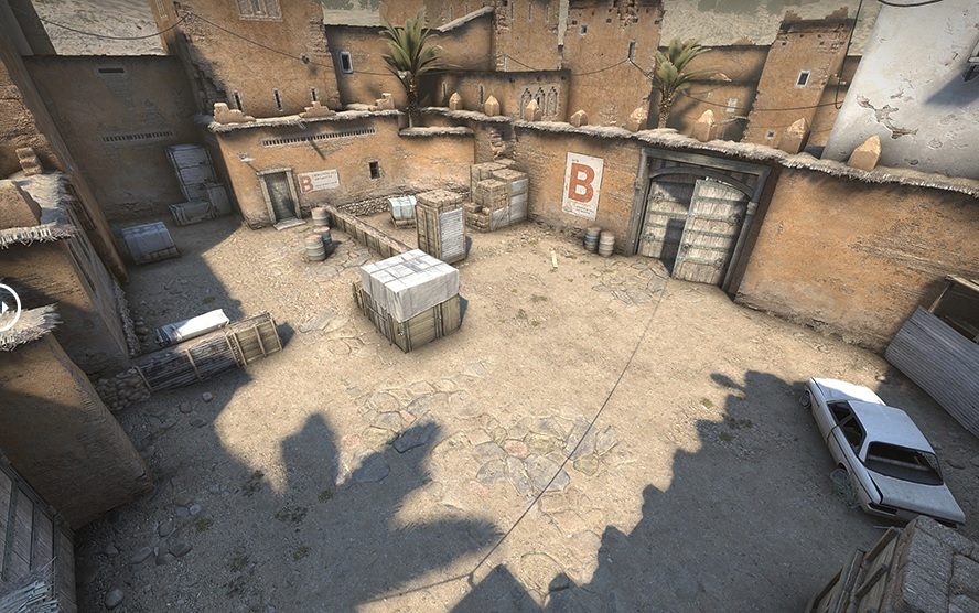 B Bombsite - Image: Valve