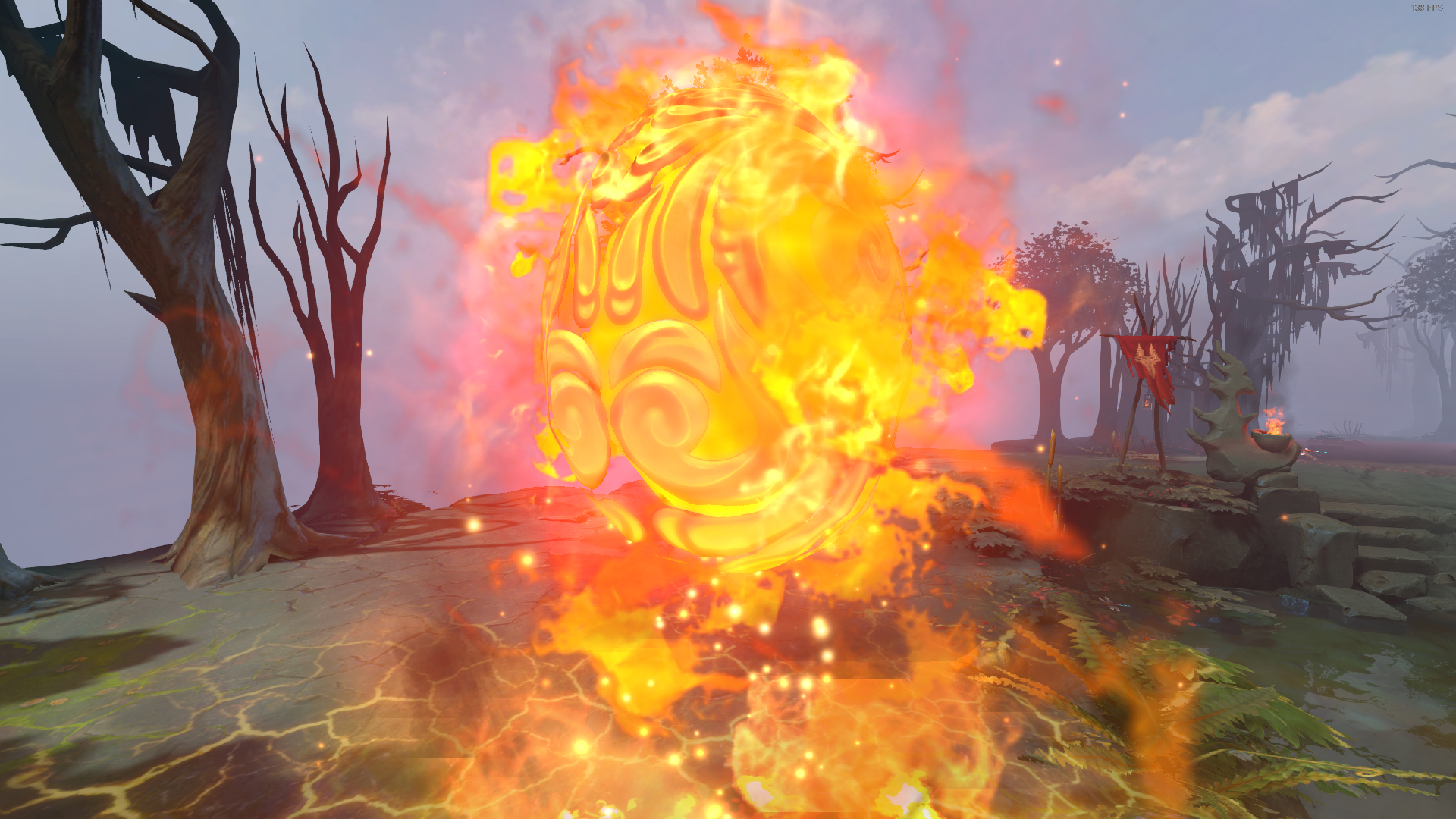 Phoenix's Egg - Golden Nirvana