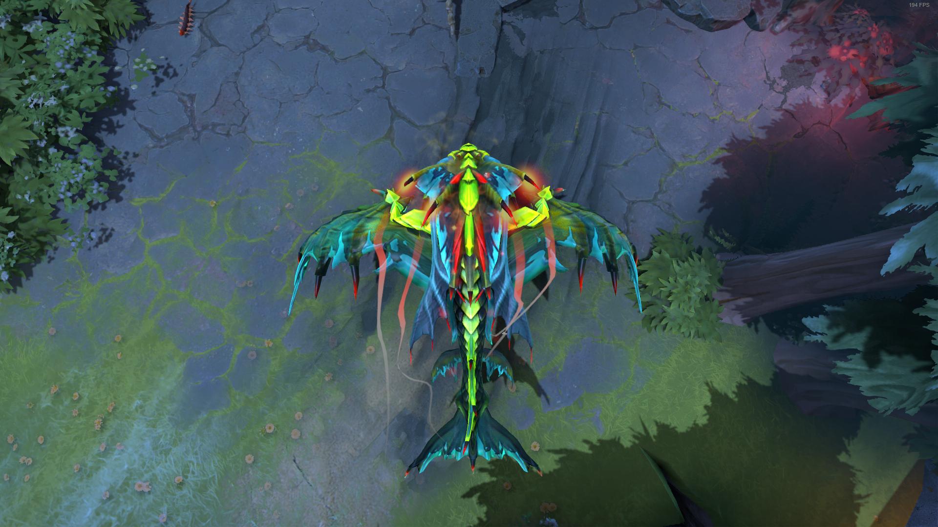 Viper - Fervid Monarch - Rare - Top