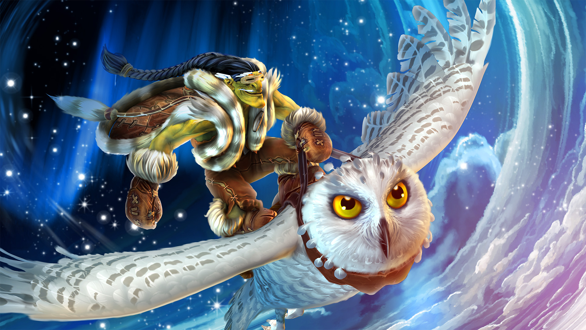 Owl Rider loading screen frostivus 2017 Dota.jpg