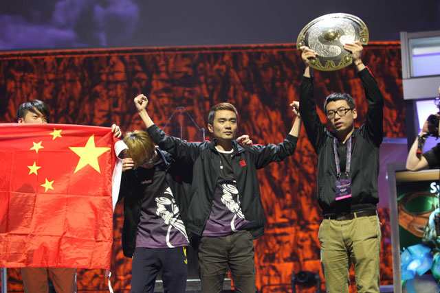 Xiao8 - TI4 champion - Image from 2p.com