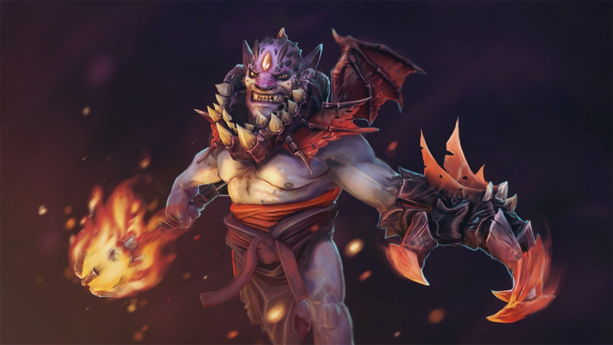 Infernal Wings loading screen for Lion - Image: Valve