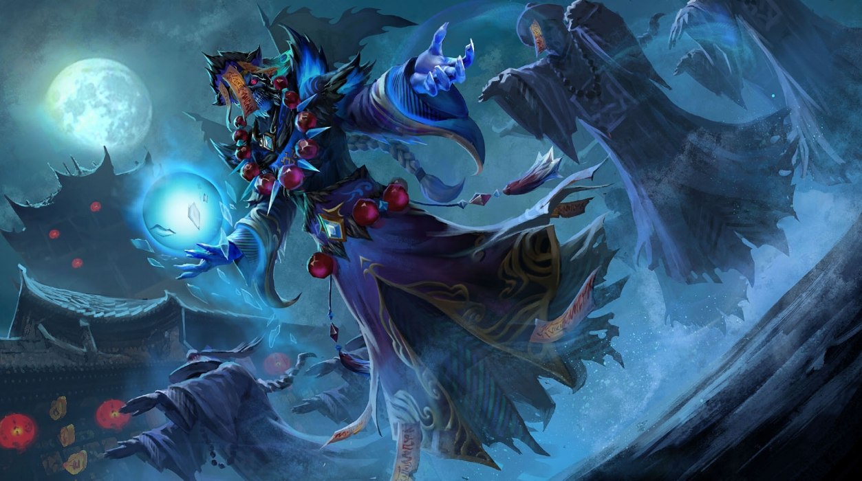 Jiang Shi's Revenge for Lich - Image: Valve