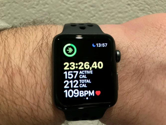 Apple Watch S3 Nike+ review for gym and fitness training | Esports