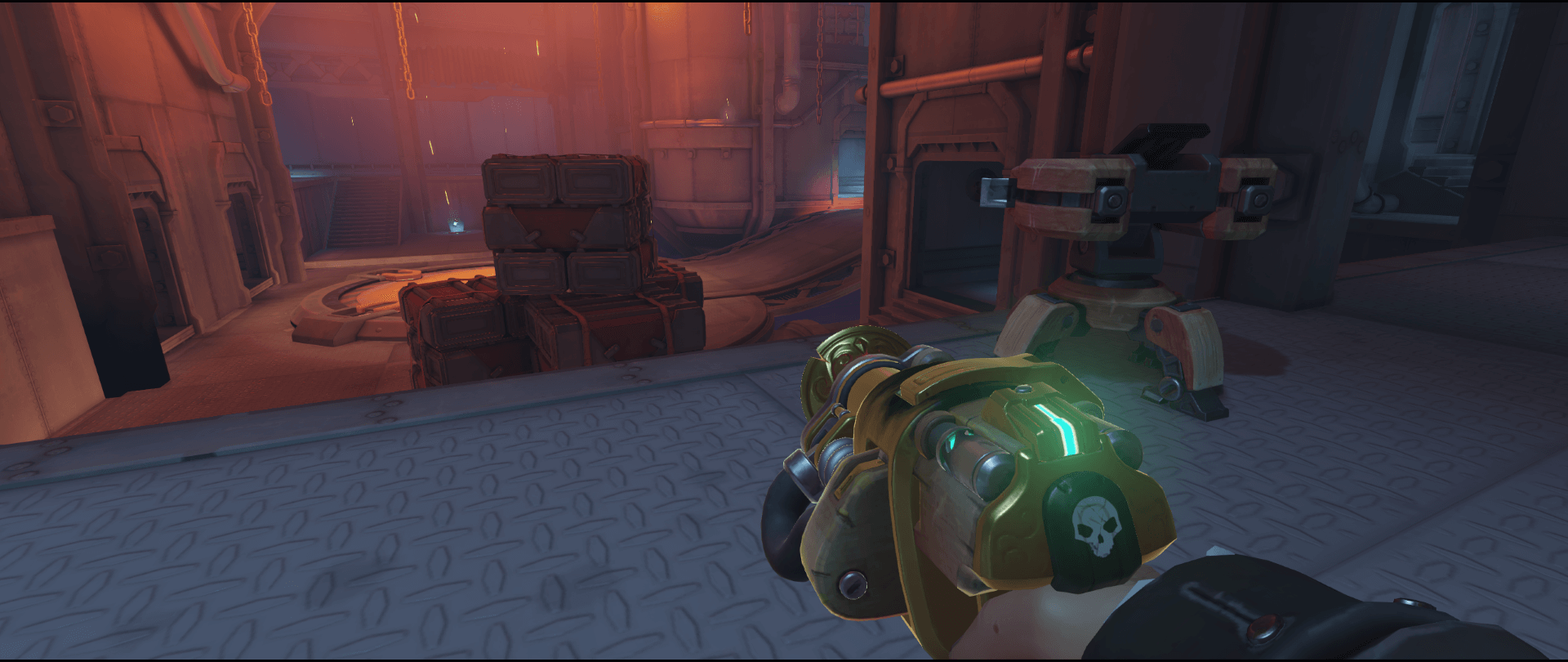 Torbjorn+turret+King's+Row+third+point+final+defense+right