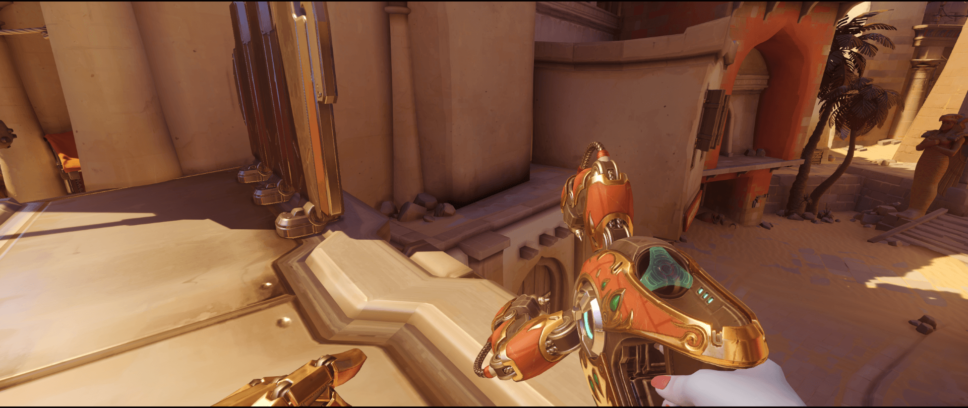 Symmetra shield generator spot Temple of Anubis secondary point one 2.png