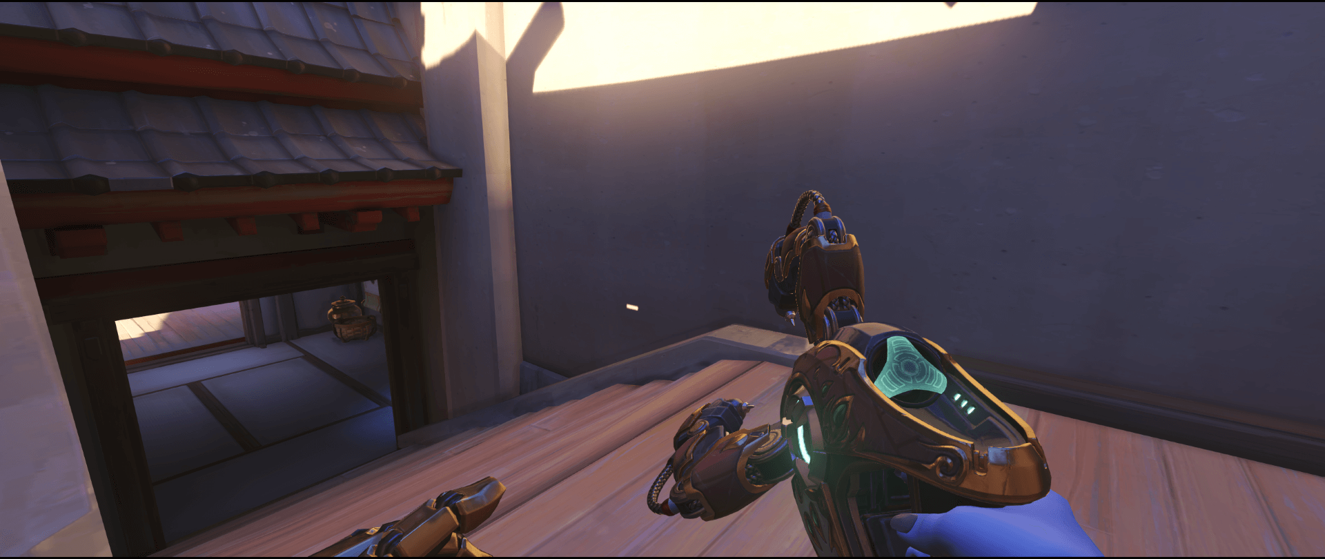 Symmetra Shield Generator spot Hanamura alternative noise point one.png