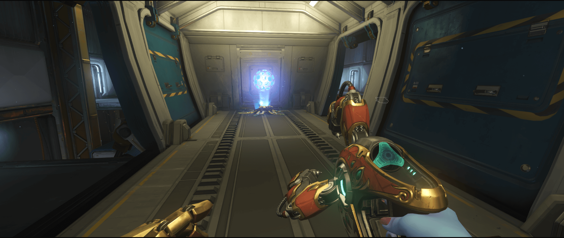 Symmetra shield generator spot Watchpoint Gibraltar main first point.png