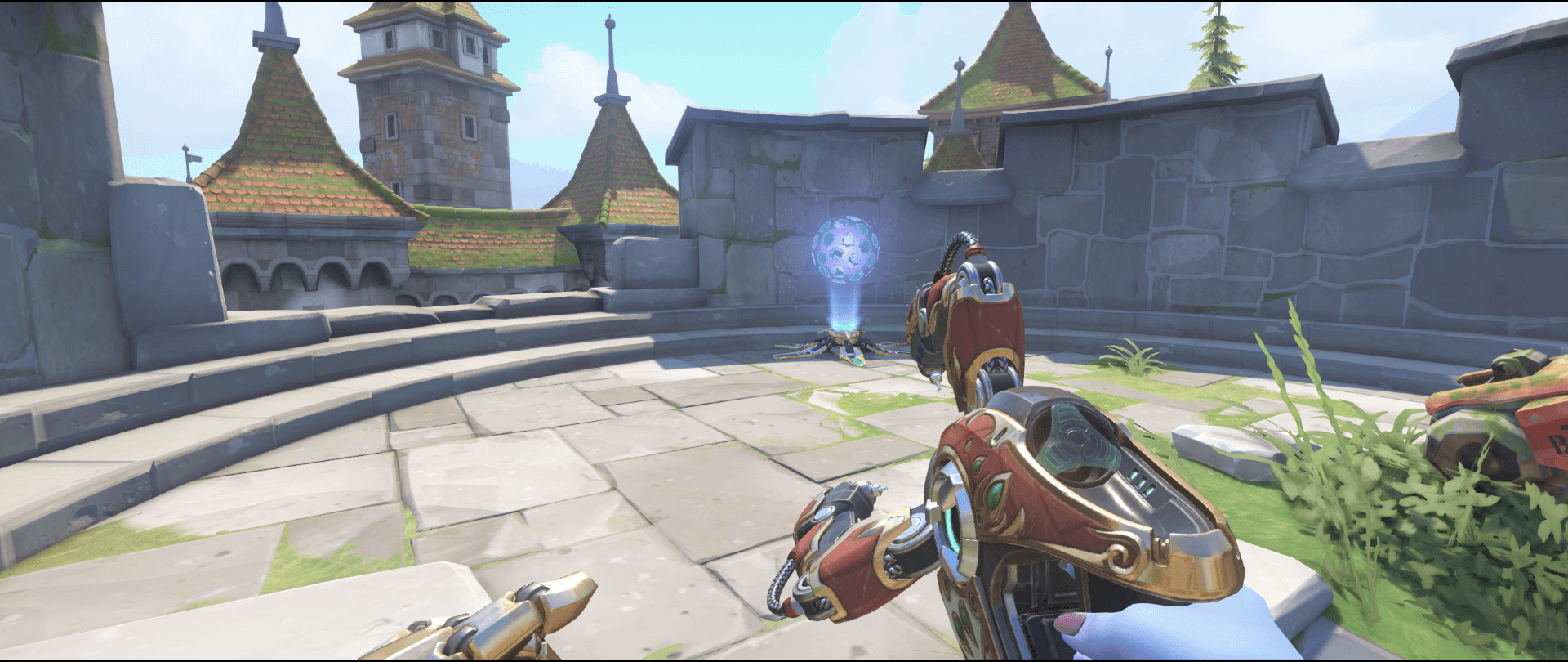 Symmetra shield generator spot Eichenwalde  main 2 first point.png