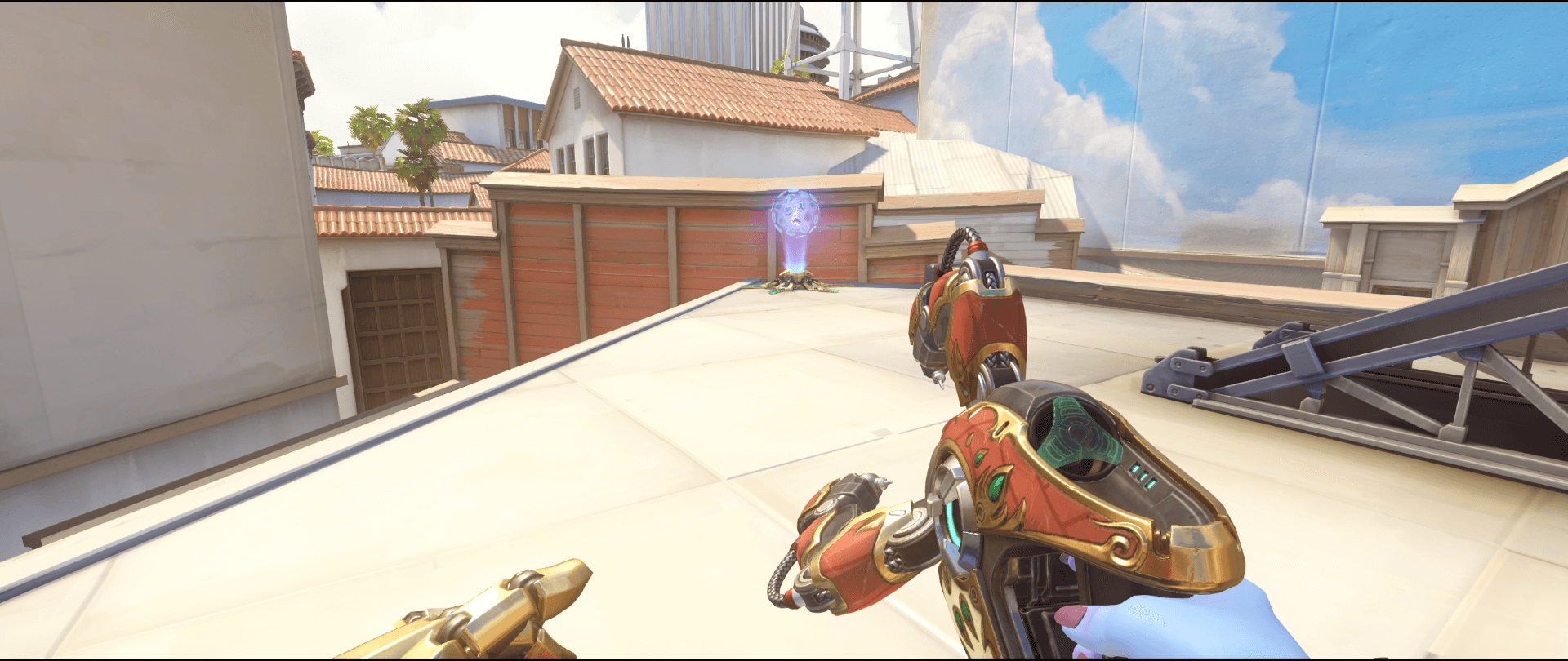 Symmetra shield generator spot Hollywood main 2 first point.png
