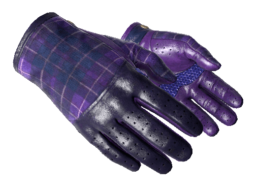 Driver Gloves Imperial Plaid CSGO