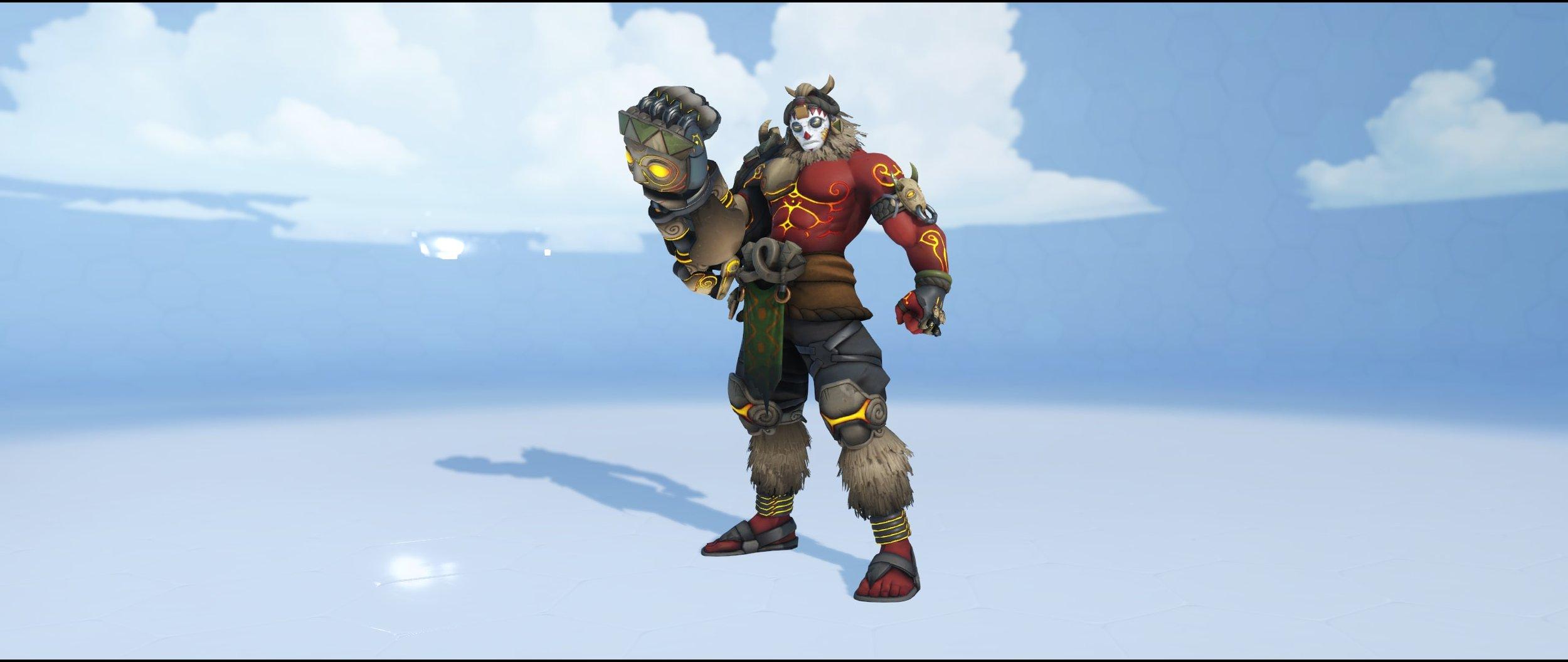 Avatar front legendary skin Doomfist Overwatch.jpg