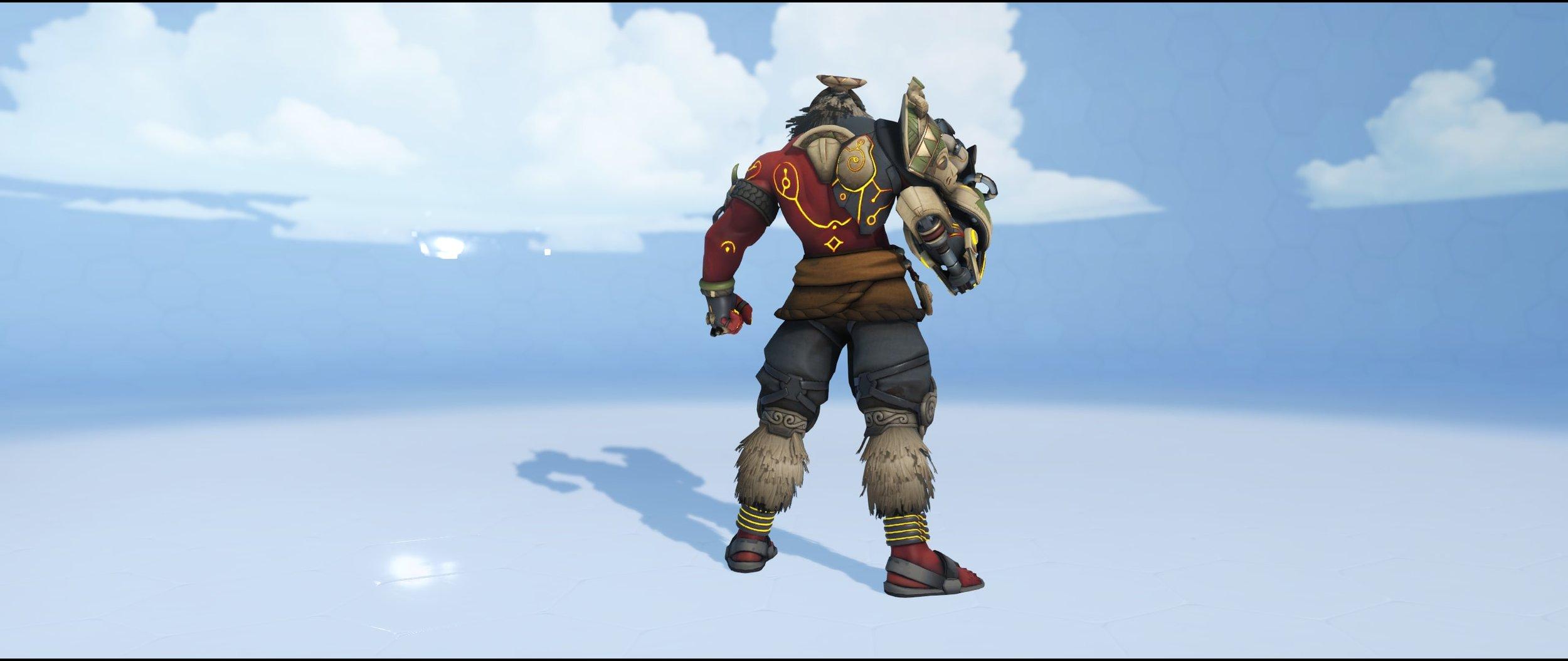 Avatar back legendary skin Doomfist Overwatch.jpg