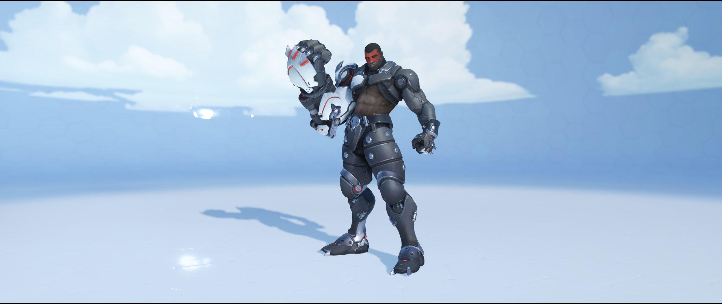 Talon front legendary Archives skin Doomfist Overwatch.jpg