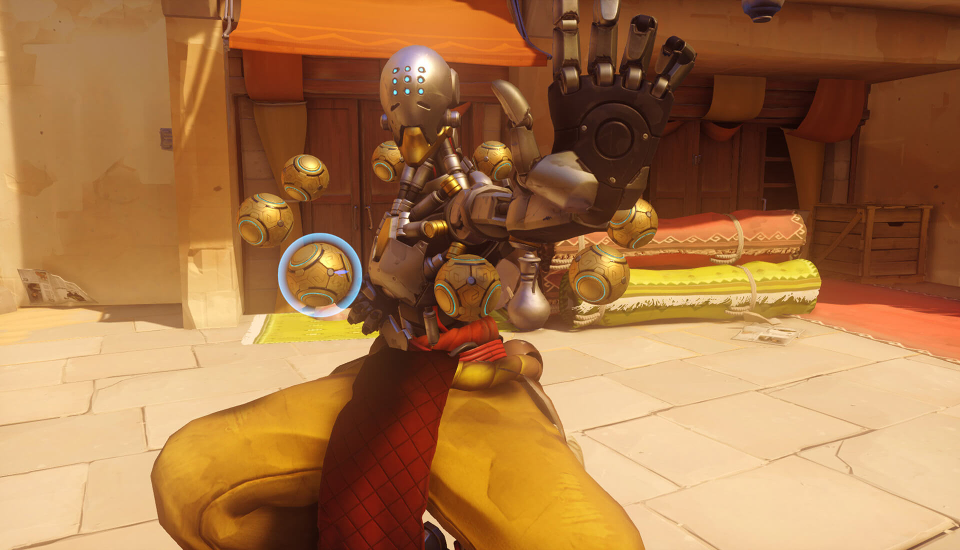 Zenyatta S Hero And Weapon Skins All Events Included Esports Tales