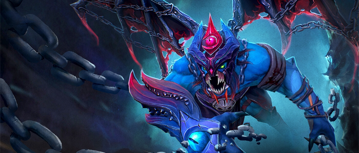 Unfettered Malevolence loading screen for Night Stalker - Valve