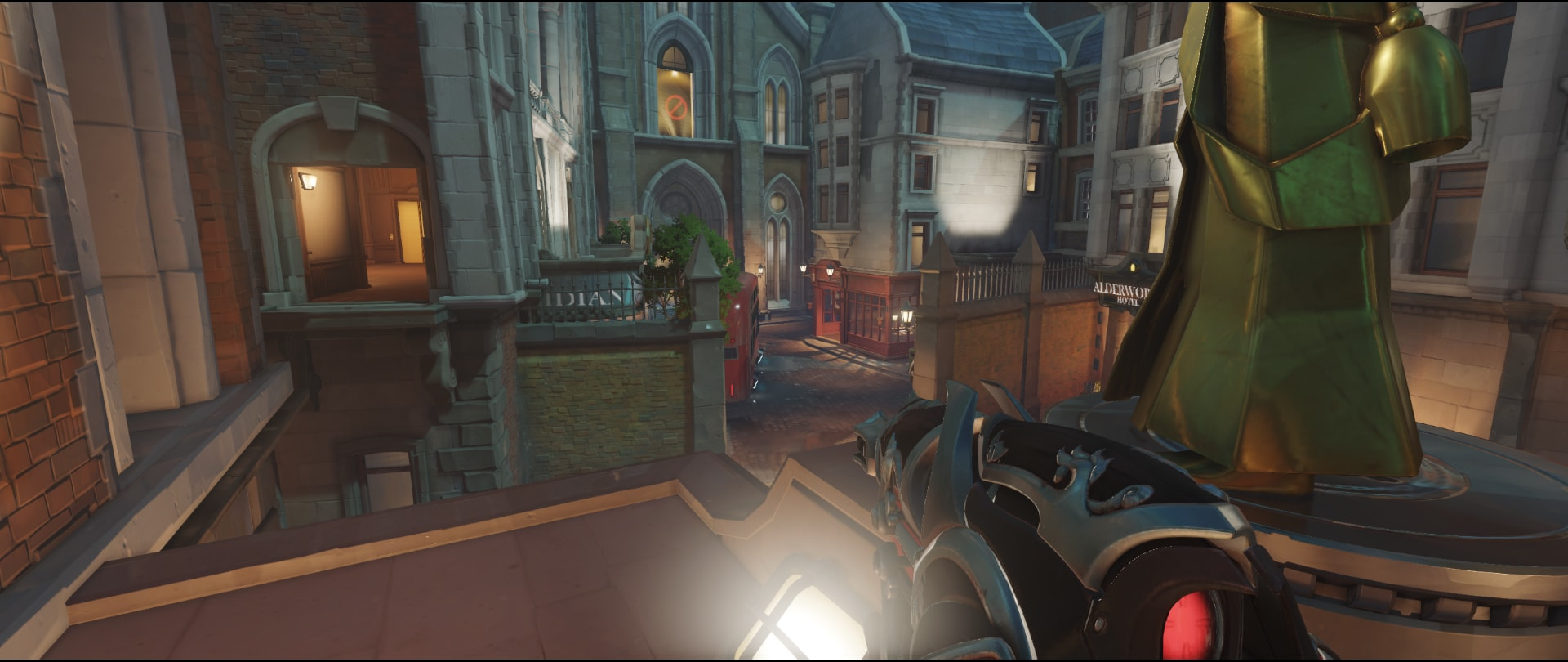 The Best Sniping Spots For Widowmaker On King S Row Esports Tales