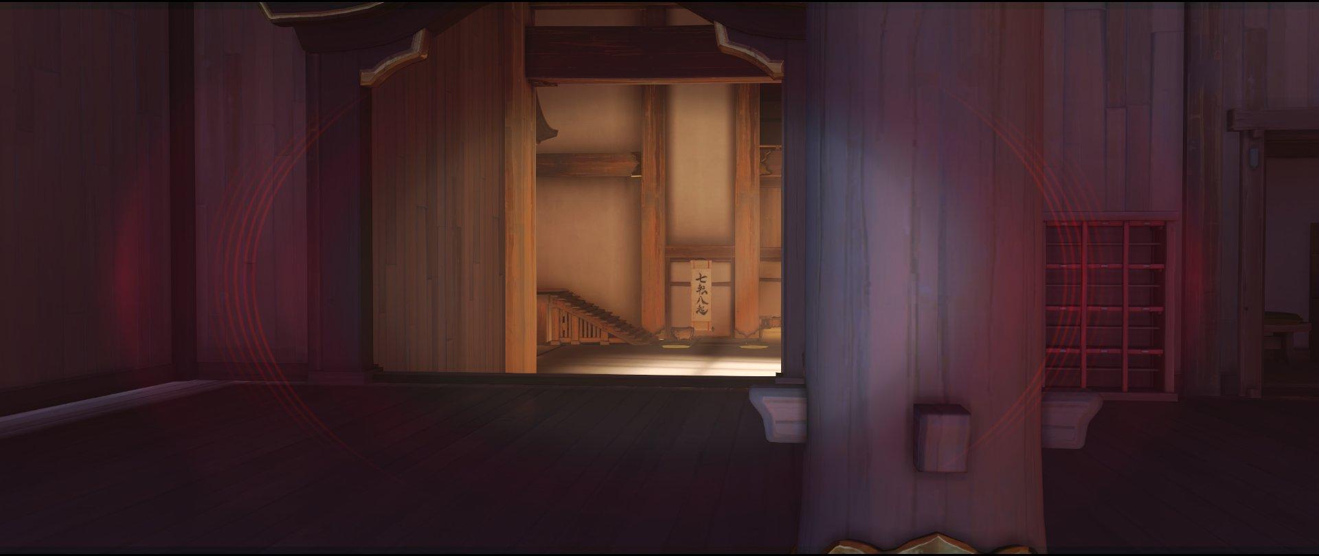 Porch first view attack Widowmaker sniping spot Hanamura Overwatch.jpg
