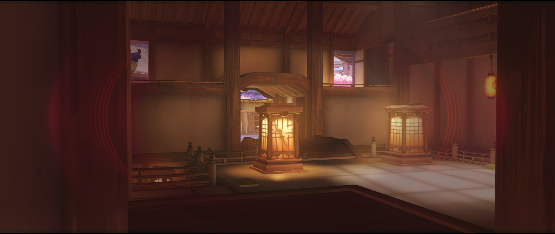 Stage left view defense Widowmaker sniping spot Hanamura Overwatch.jpg