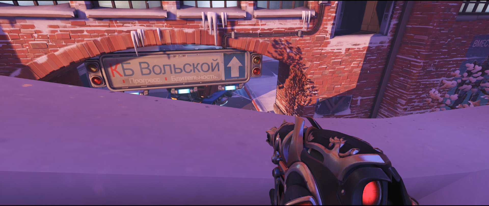 Shrine right mid view attack sniping spot Widowmaker Volskaya Industries Overwatch.jpg