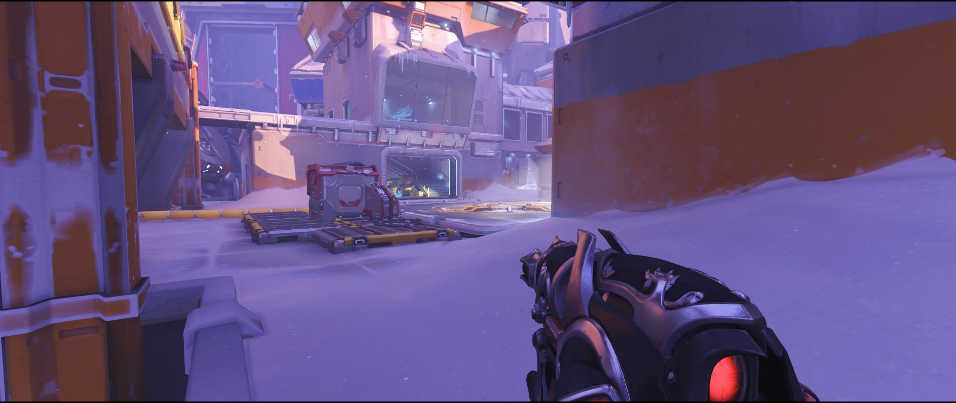 Left side Comms view attack sniping spot Widowmaker Volskaya Industries Overwatch.jpg