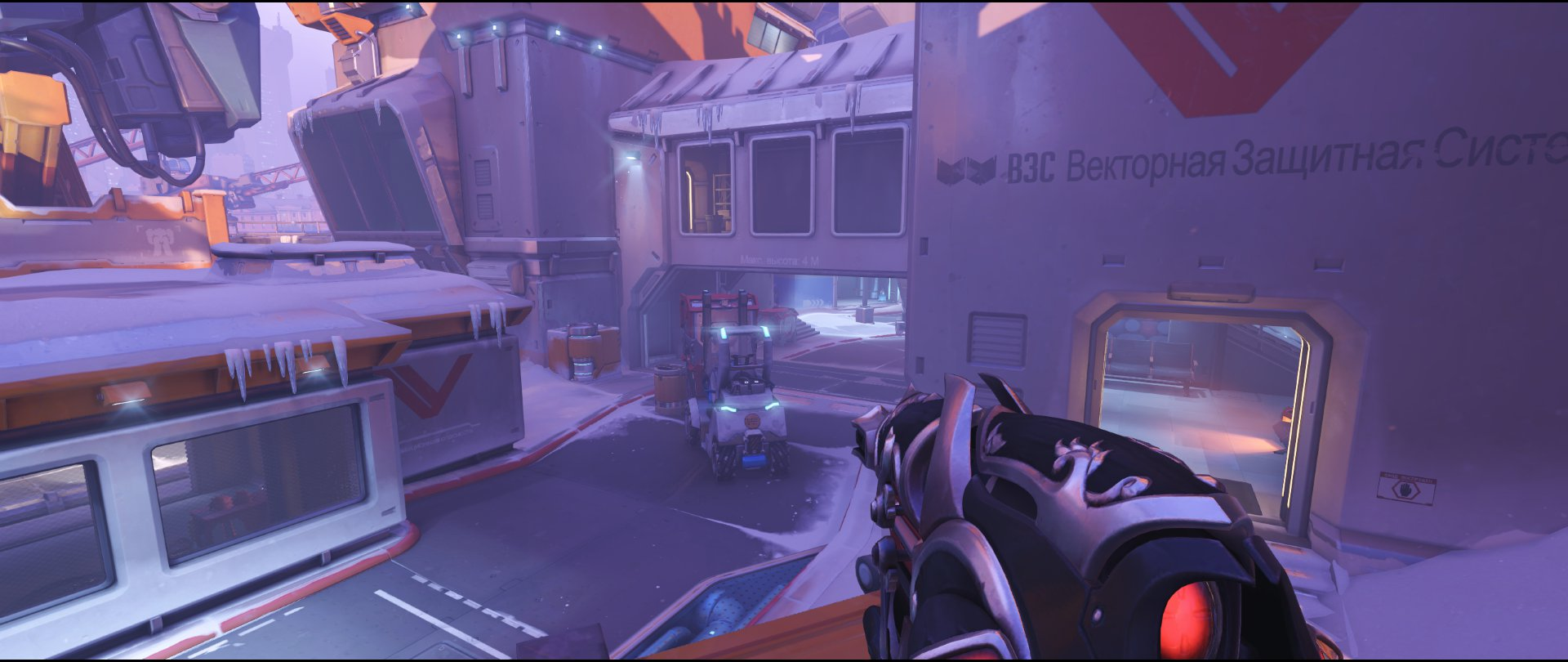 Truck attack sniping spot Widowmaker Volskaya Industries Overwatch.jpg