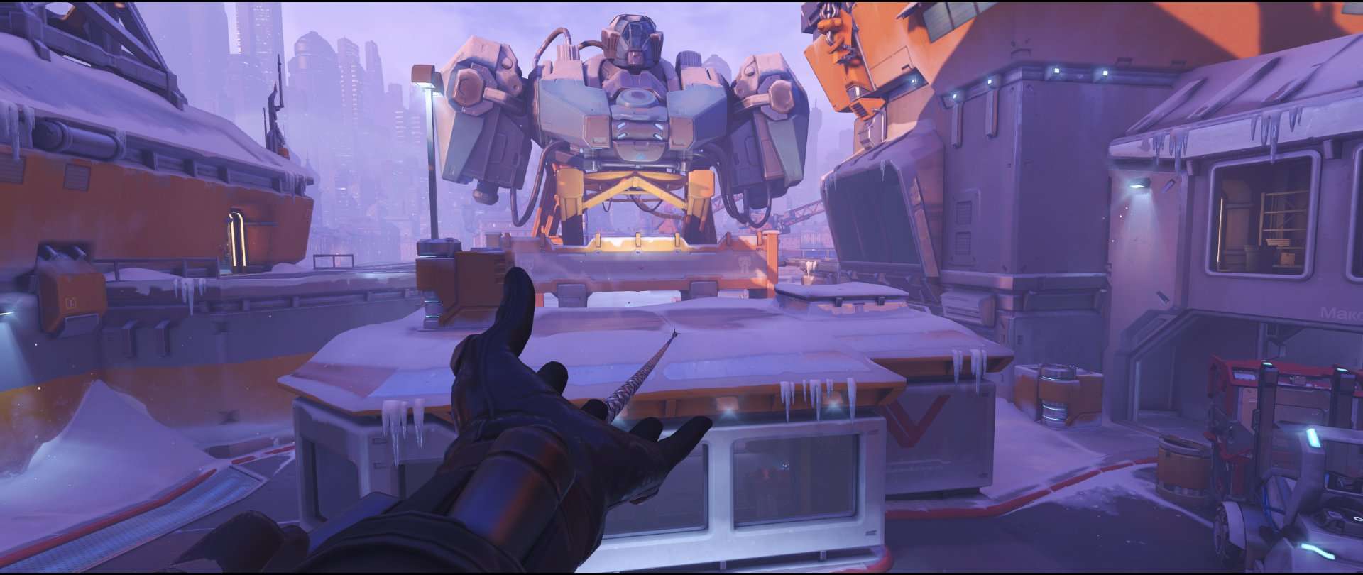 Hut attack sniping spot Widowmaker Volskaya Industries Overwatch.jpg