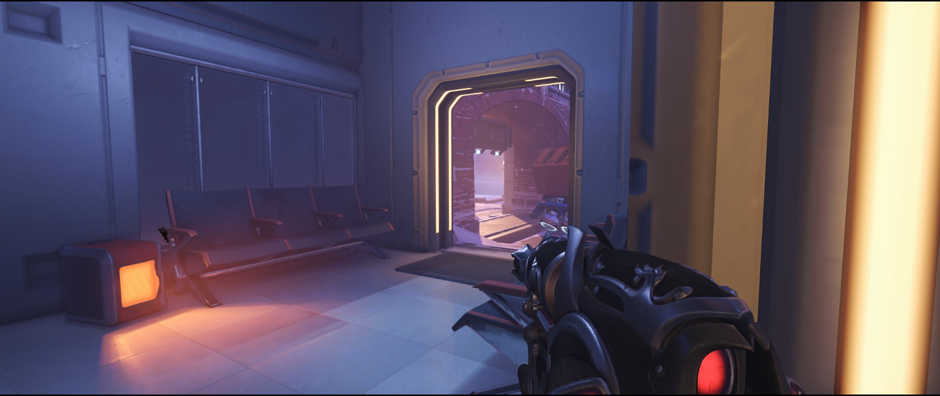 Access defense sniping spot Widowmaker Volskaya Industries Overwatch.jpg