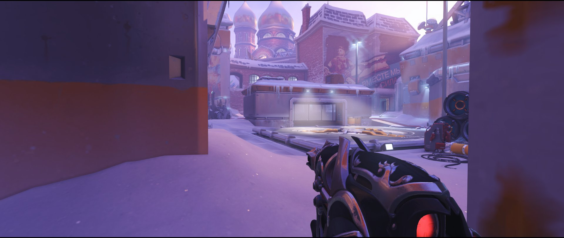 Left side dock defense sniping spot Widowmaker Volskaya Industries Overwatch.jpg