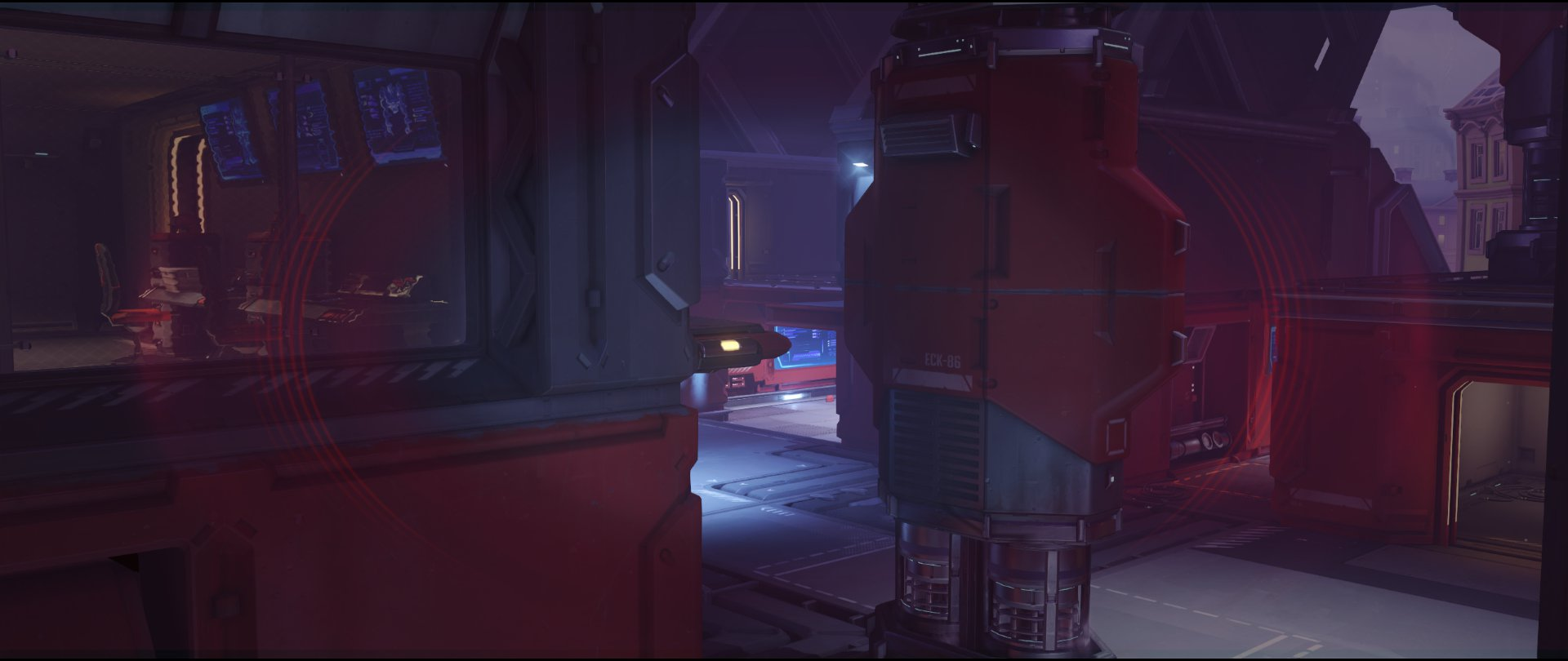 Fence side view attack sniping spot Widowmaker Volskaya Industries Overwatch.jpg