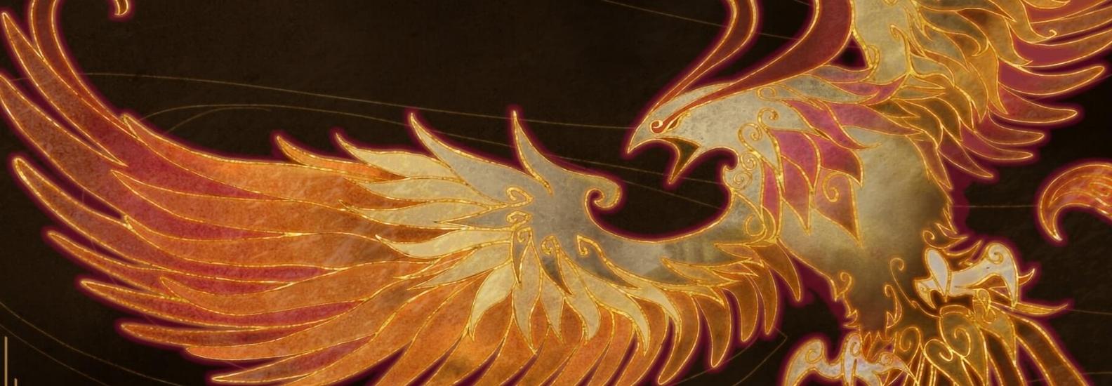 Vermillion Crucible loading screen for Phoenix - Valve