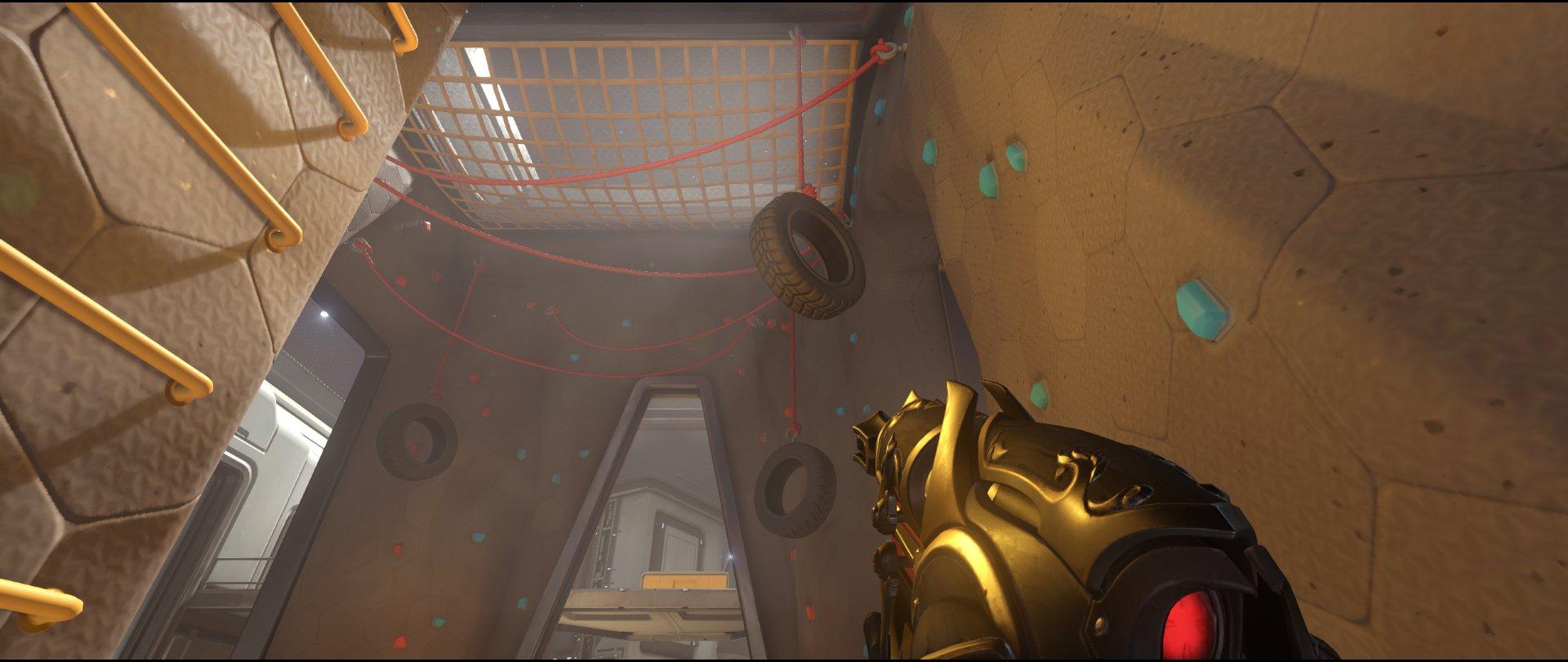 Tires+defense+sniping+spot+Widowmaker+Horizon+Lunar+Colony+Overwatch